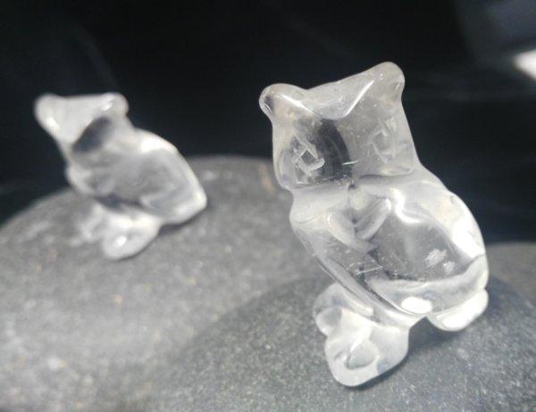 Бухал планински кристал